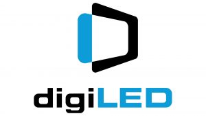 digiLED Black_blue